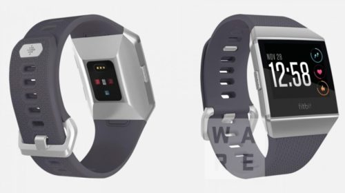New Fitbit smartwatch pictures reveals heart rate shake-up