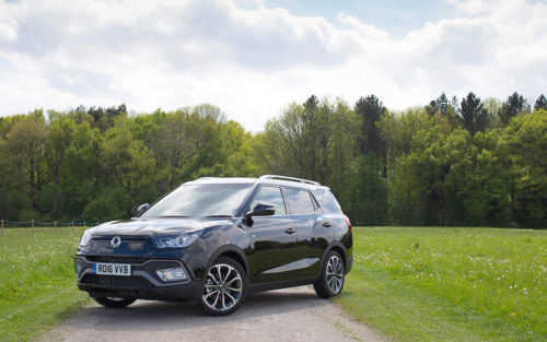 2017 Ssangyong Tivoli First drive Review