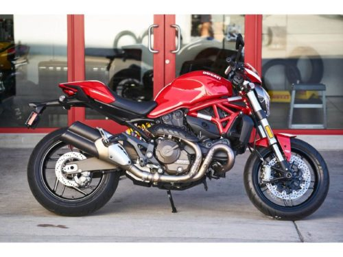 2015-2017 Ducati Monster 821 Review