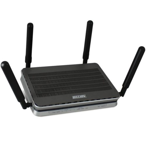 Billion BiPac 8900AX-2400 router review