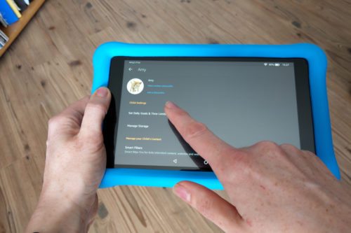 How To Configure Parental Controls On Your Fire Tablet