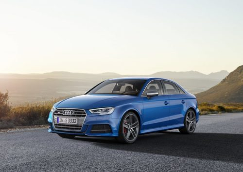 Audi S3 Sedan 2.0 TFSI quattro S tronic (2017) Review – Euro Champion