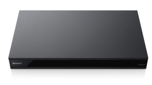 Sony UBP-X800 4K UHD Blu-ray player review