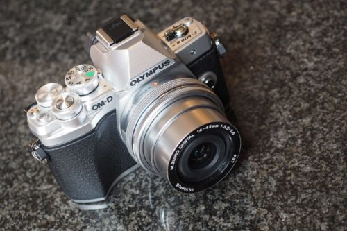 Olympus OM-D E-M10 Mark III Hands-on Review