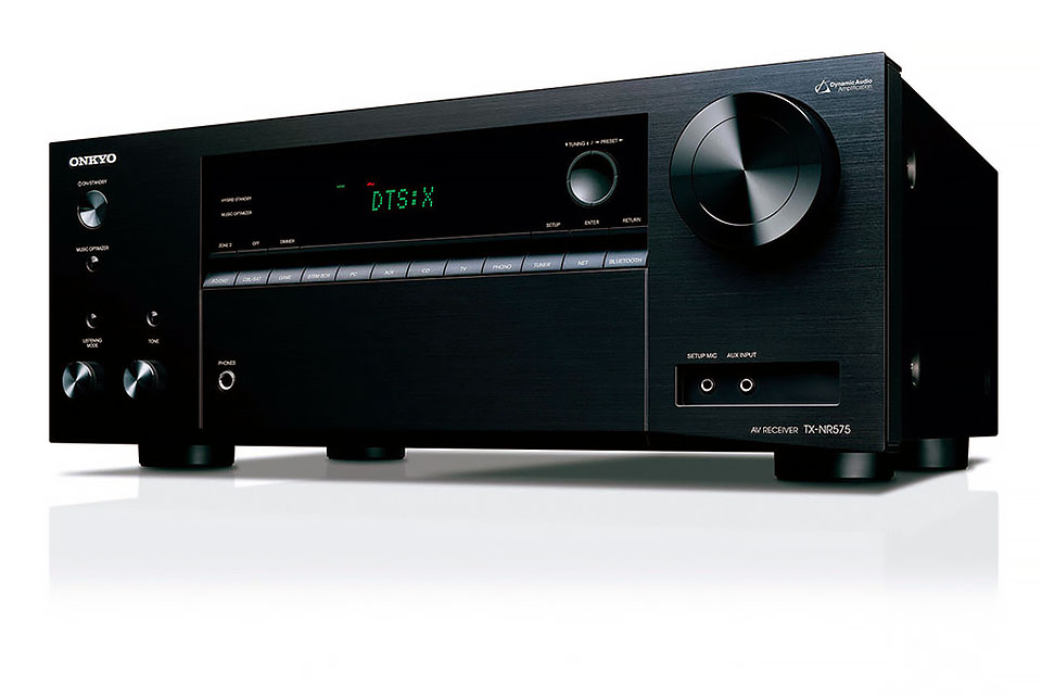 Onkyo tx nr575 review gearopen for Onkyo or yamaha receiver