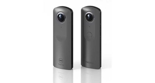 Ricoh Theta V hands-on: 360 camera goes 4K