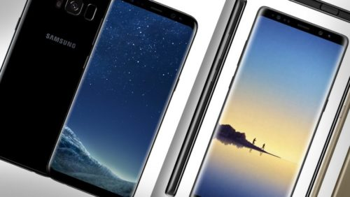 Samsung Galaxy Note 8 vs Galaxy S8: What's the difference?