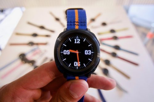Samsung Gear Sport Hand-on Review
