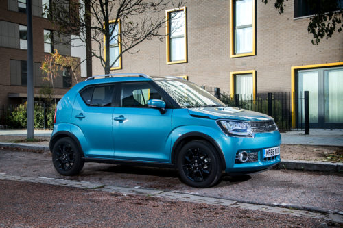 2017 Suzuki Ignis review: The cheap and cheerful compact crossover