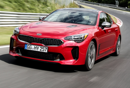 2018 Kia Stinger: Australian specs and features revealed