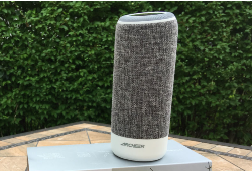 Archeer A225 Bluetooth speaker review: Affordability and quality