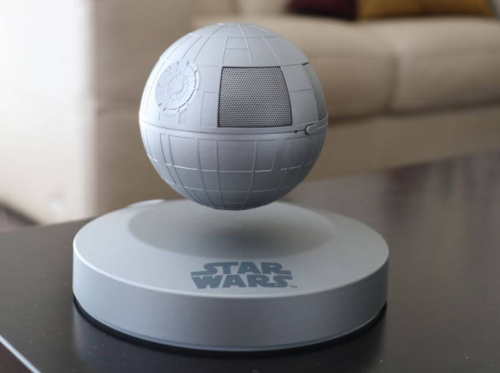 Plox Death Star Levitating Speaker Review: A floating, fully functional Bluetooth speaker!