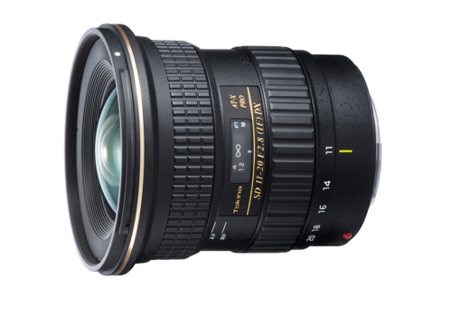 Tokina AT-X 11-20mm f/2.8 PRO DX Review