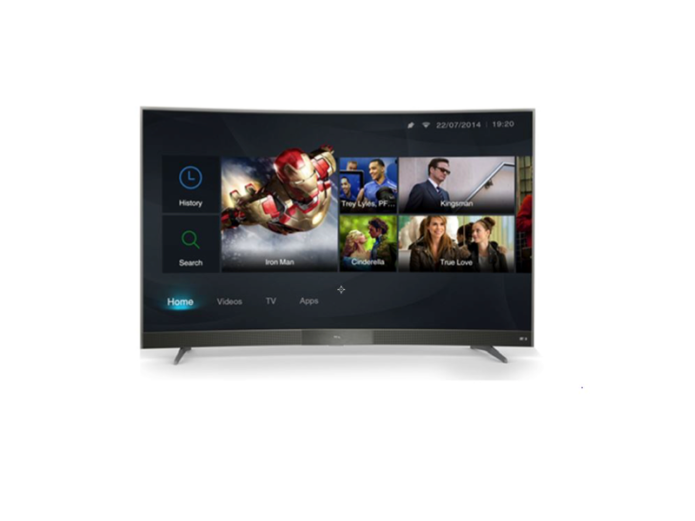 TCL P3 Curved Smart TV (49-inch) Review: A Great Curved TV For Not Much Cash