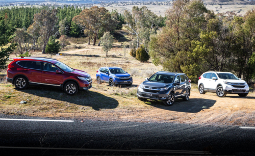 2017 Honda CR-V range review : New Honda CR-V explored