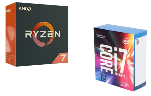 AMD Ryzen 7 vs Intel Core i7: Benchmark Battle
