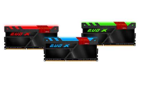 Geil EVO X DDR4-3466 Quad Channel Memory Kit Review