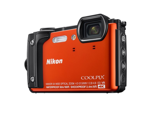 Nikon Coolpix W300 Review
