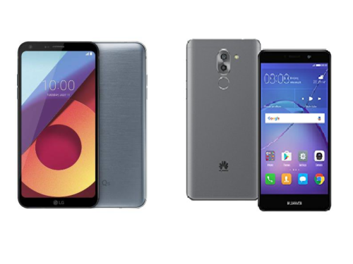 Head-to-Head: LG Q6 VS Huawei GR5 2017