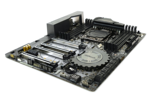 ASRock X299 Taichi Motherboard Review