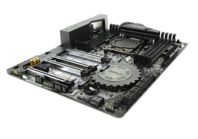 ASRock X299 Taichi Motherboard Review
