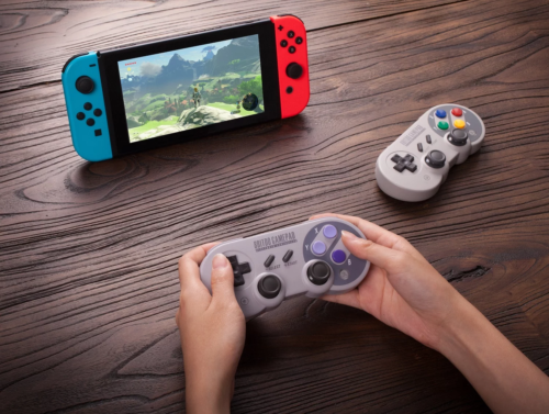 8bitdo SNES30 review: A lovingly crafted Super Nintendo-style controller for retro gaming
