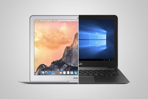 Should I Buy a MacBook or a ZenBook?