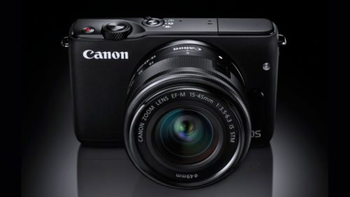 Canon EOS M100 Hand-on Review