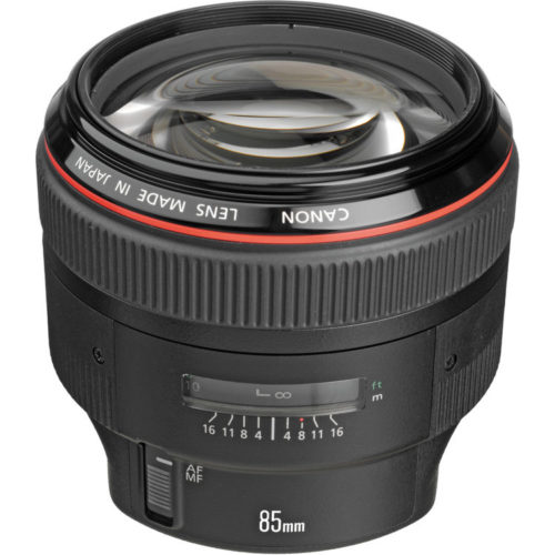 Canon EF 85mm f/1.4L IS USM Hand-on Review