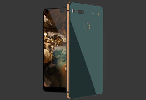Hands on: Essential Phone review