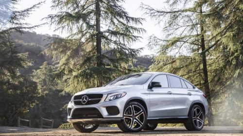 2017 Mercedes-AMG GLE43 review