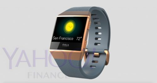 Fitbit Ionic preview: A smart start for Fitbit's smartwatch