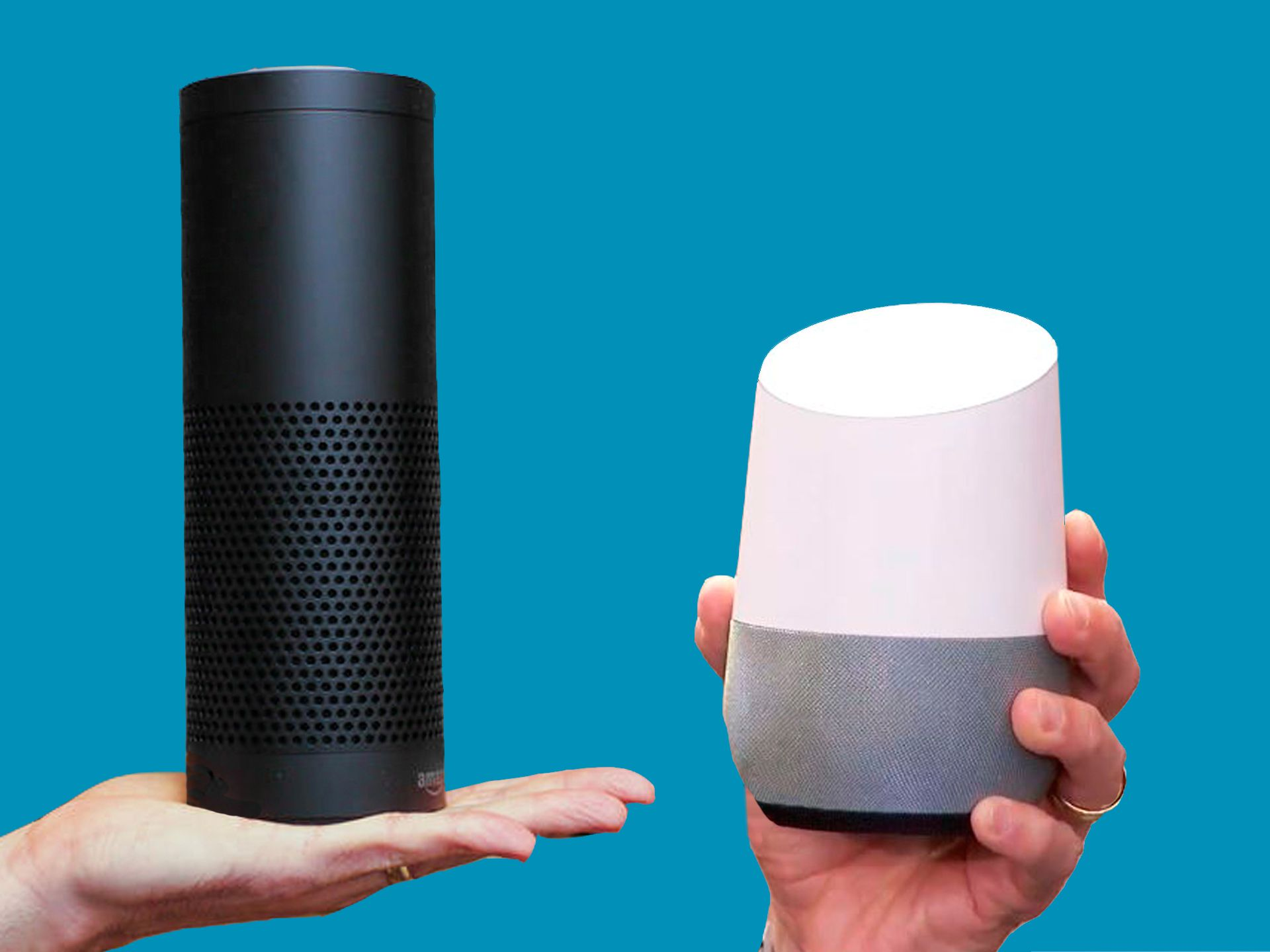 google home and chromecast vs amazon echo and fire tv which is the best hands free tv. Black Bedroom Furniture Sets. Home Design Ideas