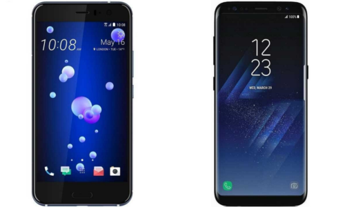HTC U11 vs Samsung Galaxy S8: Which Android flagship is best?