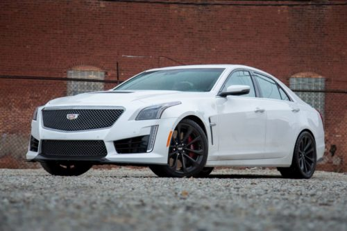 5 things you need to know about the 2017 Cadillac CTS-V