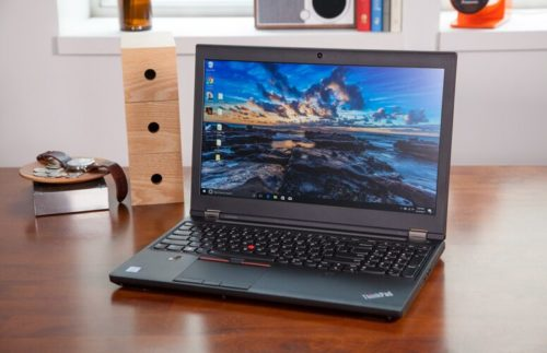 Lenovo ThinkPad P51 Review