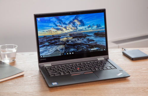 Lenovo ThinkPad Yoga 370 Review