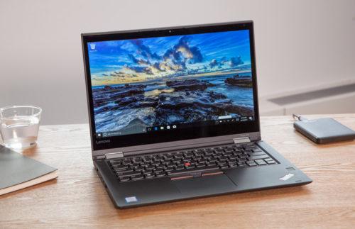 Lenovo ThinkPad Yoga 370 Review