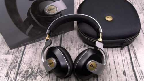 Blue Satellite Wireless Headphones Review