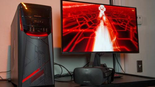 Asus ROG GT51CH Review