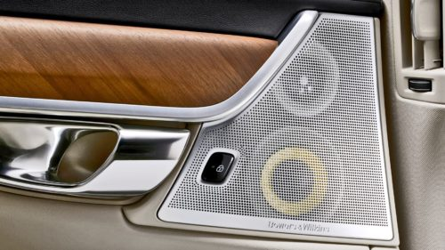 Premium Sound by Bowers & Wilkins (Volvo S90) review