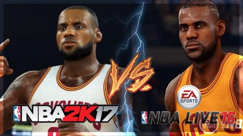 NBA 2K18 vs NBA Live 18 – Which is right for you?