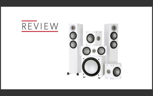 Monitor Audio Silver 200 AV12 review