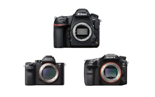 Nikon D850 vs Sony A7R II vs Sony A99 II – Comparison