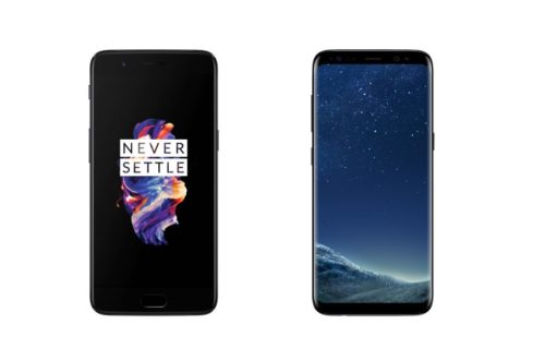 Galaxy S8 vs. OnePlus 5: Is it worth going cheaper?