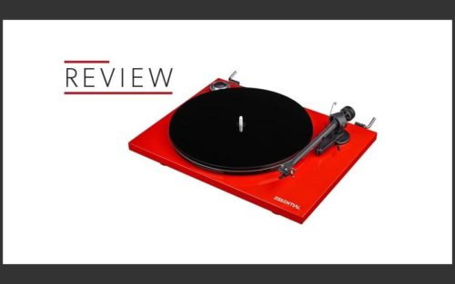 Pro-Ject Essential III review