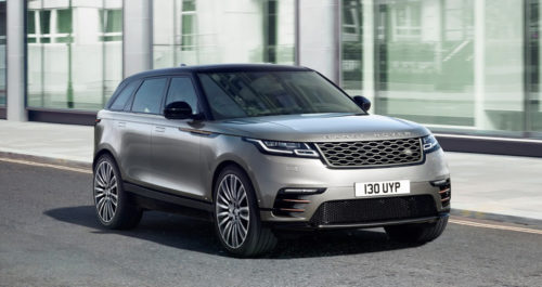 2018 Range Rover Velar First Drive: The Midsize SUV to beat