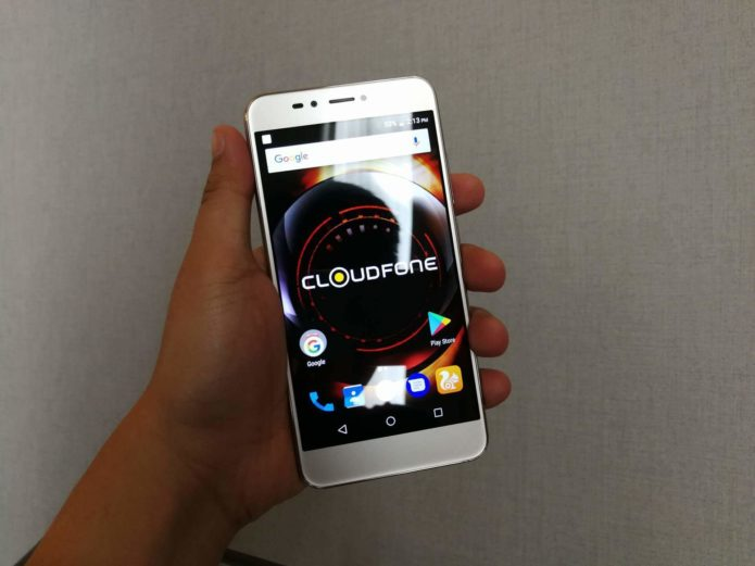 Cloudfone Excite Prime 2 Unboxing, Hands-on Review : First Impressions