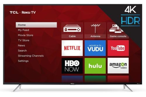 TCL S405 series Roku TV (2017) review
