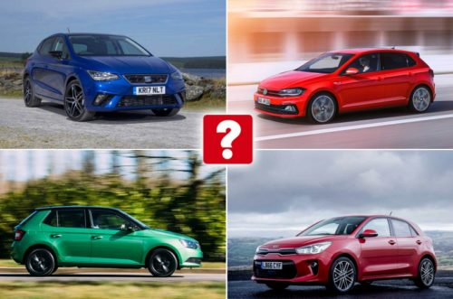 Best small cars 2017 (and the one to avoid)